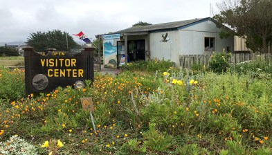 Francis State Beach Visitor Center