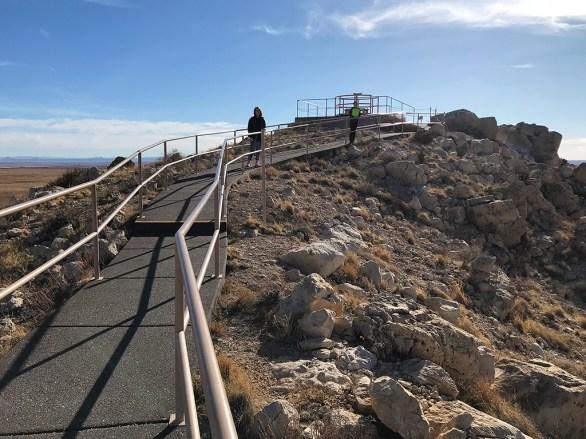 Meteor Crater 360 Degree Viewing Platform