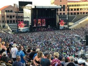John Mayer With Dead & Company on July 13, 2018