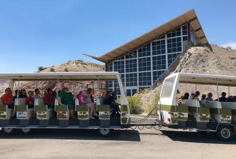 Quarry Exhibit Halls Free Shuttle