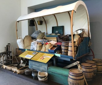 What to Pack in a Covered Wagon