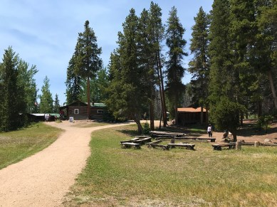 Holzwarth Trout Lodge and Dude Ranch