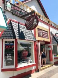 Natalie Bourn Getting Ice Cream in Estes Park