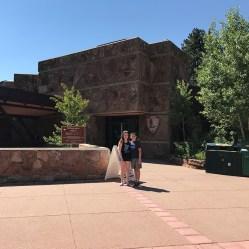 Rocky Mountain National Park Beaver Meadows Visitor Center