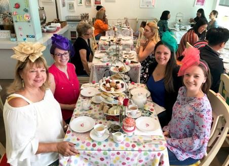 Afternoon Tea At Crown & Crumpet