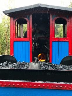 Coal Powered Train Rides in Cripple Creek, Colorado