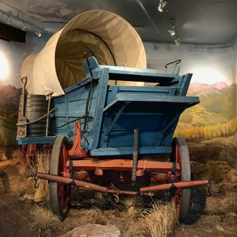 Covered Wagon Exhibit