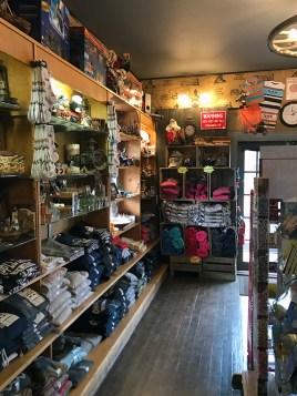 Cripple Creek Railroad Gift Shop