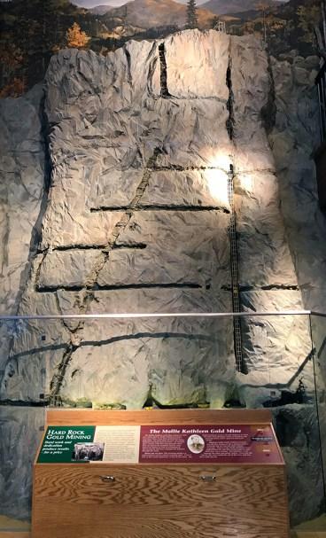 Mollie Kathleen Gold Mine Exhibit