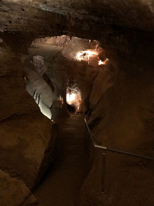 Discovery Tour at Cave Of The Winds in Manitou Springs
