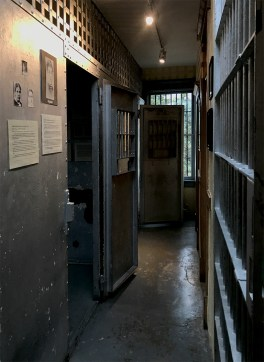 WOmen's Section of the Cripple Creek Jail