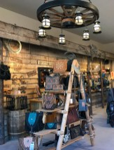 Shopping at Old Tucson in Arizona