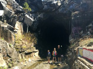 Summit Tunnel West Entrance