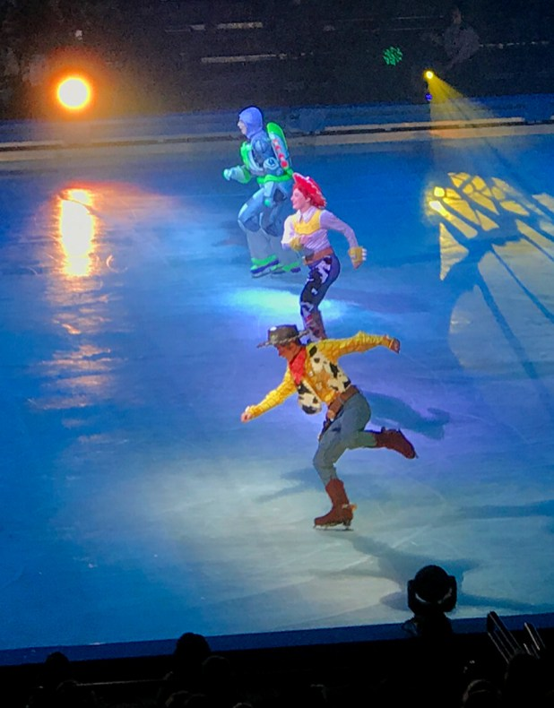 Toy Story in Disney On Ice