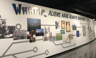 Alien History on Earth