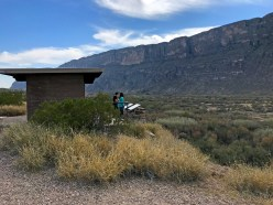 Big Bend National Park Santa Elena Canyon Overlook
