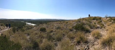 Boquillas Canyon Trail Views