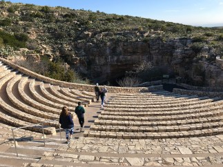 Carlsbad Caverns Natural Entrance Amphitheater