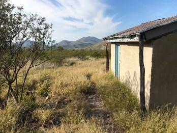 Homestead Ruins at Big Bend National Park