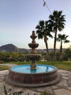 Lajitas Golf Resort Fountain