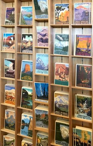 National Park Postcards