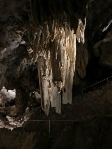 Rock Formations at Carlsbad Caverns, New Mexico