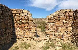 Sublett Farmhouse Ruins at Big Bend