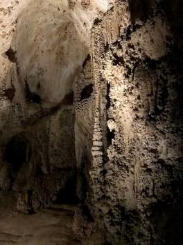Cave Popcorn and Column
