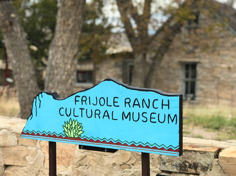 Frijole Ranch Cultural Museum