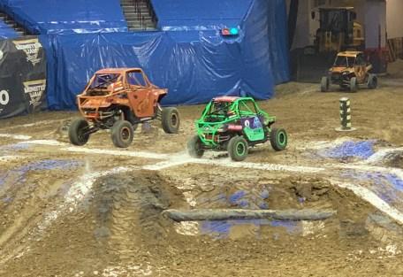 Monster Jam Speedster Racing
