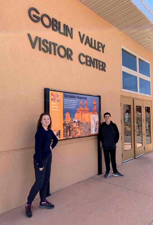 Goblin Valley Visitor Center