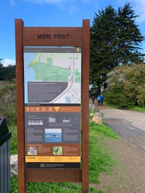 Mori Point, Golden Gate Park National Recreation Area