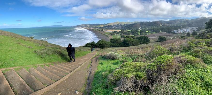 Mori Point Loop Trail