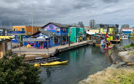 Victoria Fishing Wharf