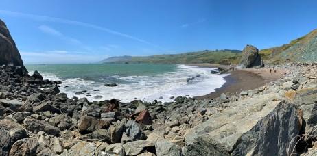 Goat Rock Beach View From Goat Rock