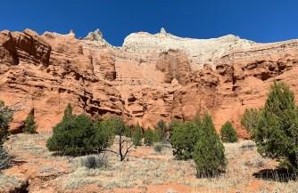 Kodachrome Basin Colorful Rock Walls
