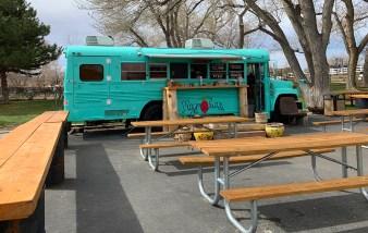 Magnolias Food Truck, Utah