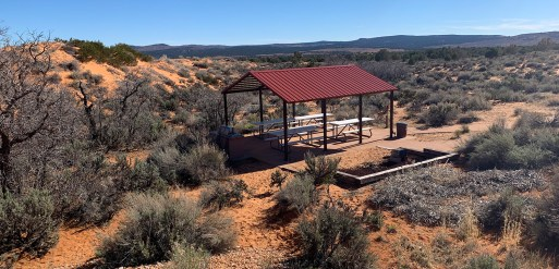 Coral Pink Sand Dunes Picnic Area