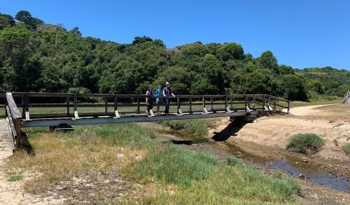 Indian Beach Trail Bridge