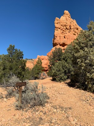 Red Canyon Hiking Trails