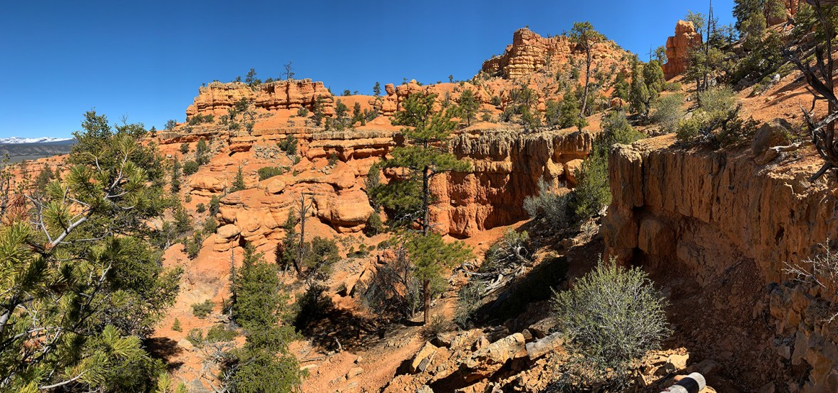 Views From The Arches Trail