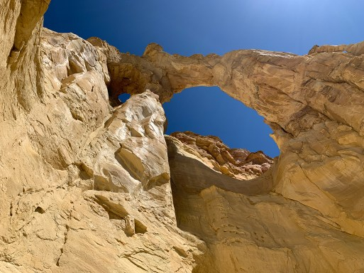 Rock Arch And Window