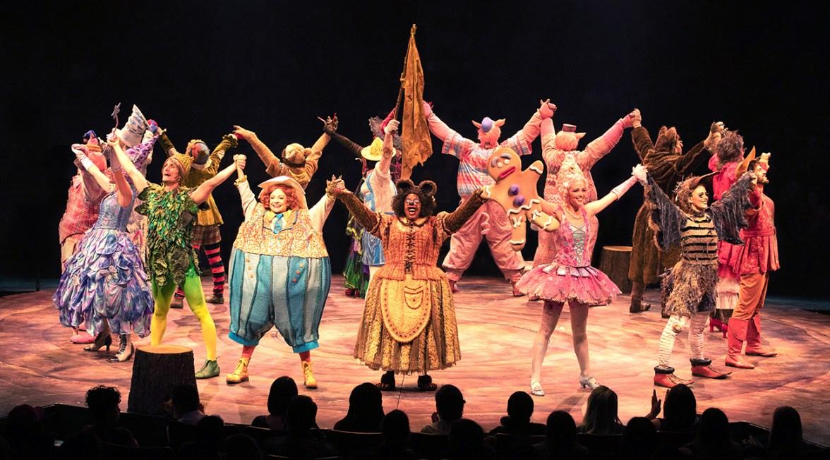 Shrek The Musical Ensemble Cast