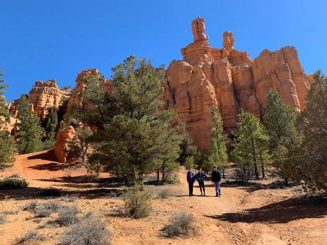 Walking The Red Canyon Hoodoo Trail