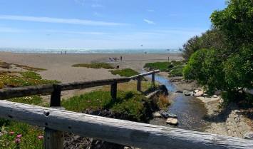 Wright's Beach Creek Drainage