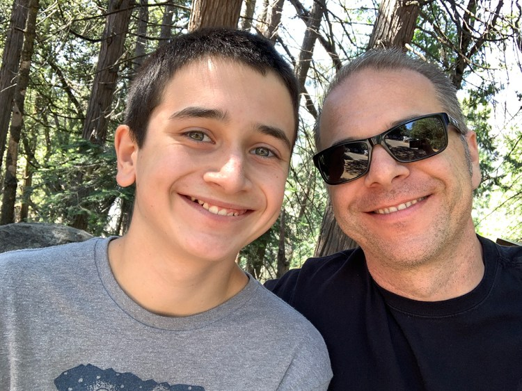 Carter and Brian Bourn