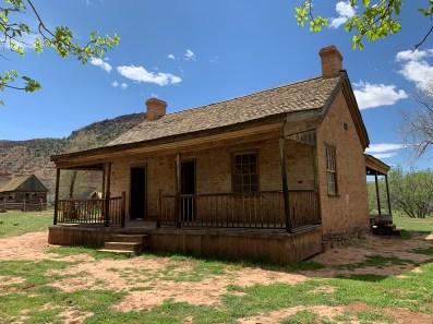 John and Ellen Wood House
