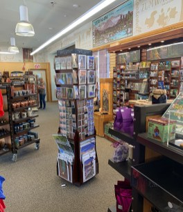 Kings Canyon Gift Shop