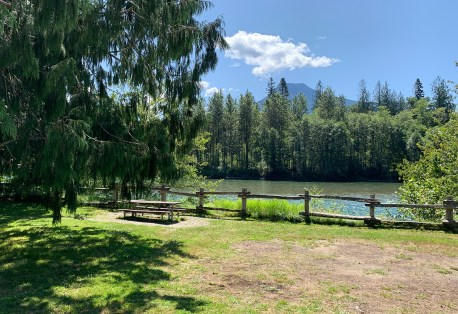 Highway 20 Picnic Area