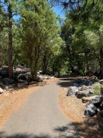 Roaring River Falls Trail